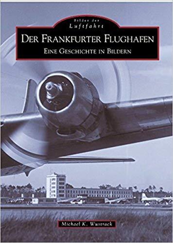 Das Cover eines Buchs über den Frankfurter Flughafen