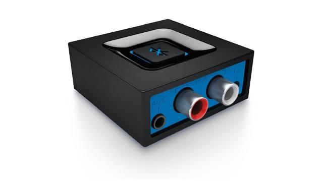 Logitech - Kabelloser Bluetooth Audio-Empfänger